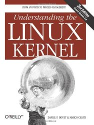 By Daniel P. Bovet – Understanding the Linux Kernel (3rd Edition) (10/25/05)