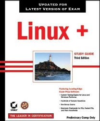 Linux+ Study Guide, 3rd Edition (XKO-002)