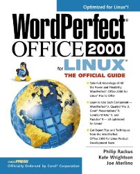 WordPerfect Office 2000 for Linux: The Official Guide
