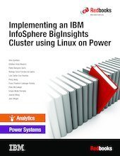 Implementing an IBM Infosphere Biginsights Cluster Using Linux on Power