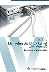 Managing the Linux kernel with AgentX: Design and Implementation