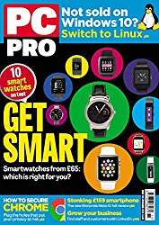 PC Pro, smart watches on test book: How to secure Chrome