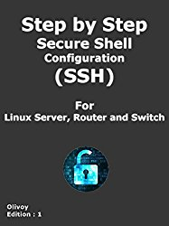Step by Step Secure Shell Configuration (SSH) for Linux Server, Router and Switch