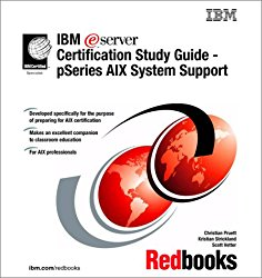 IBM Elogoserver Certification Study Guide – Pseries Aix System Support