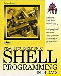 Teach Yourself Unix Shell Programming in 14 Days (Sams Teach Yourself)
