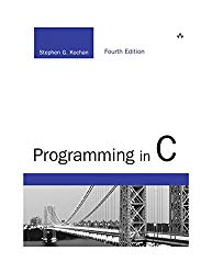 Programming in C (4th Edition) (Developer's Library)