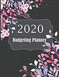 Budgeting Planner 2020: Daily Weekly & Monthly Budgeting Planner And Organizer, Business Money Notebook